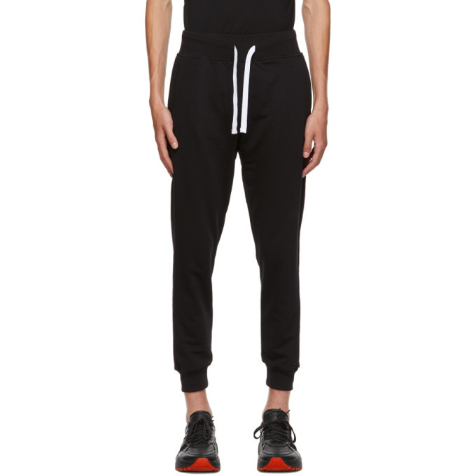 Photo: Ermenegildo Zegna Black Basic Chic Sweatpants