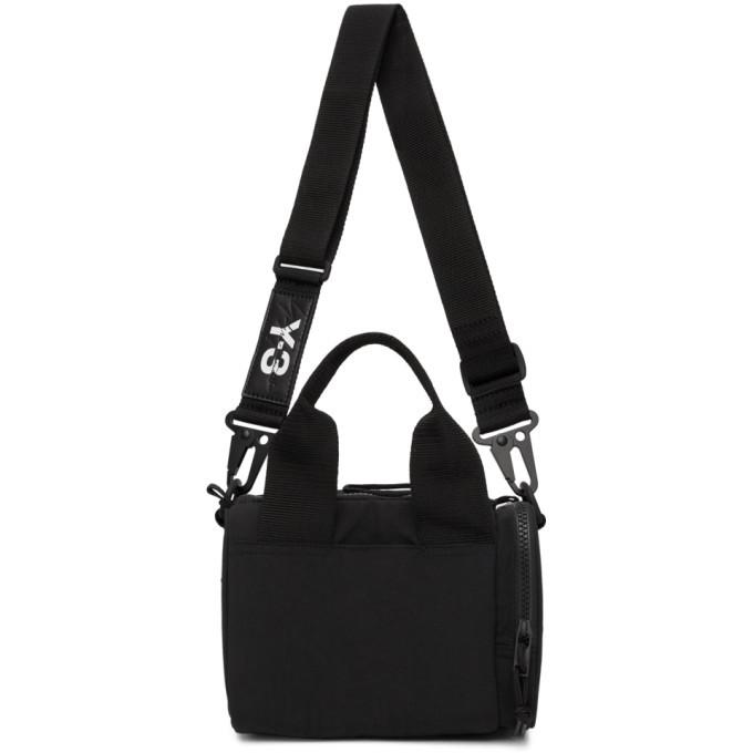 Photo: Y-3 Black Logo Mini Bag