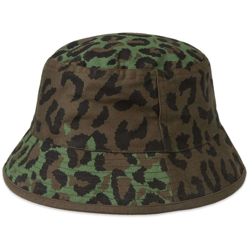 Photo: Maharishi Reversible Camo Bucket Hat