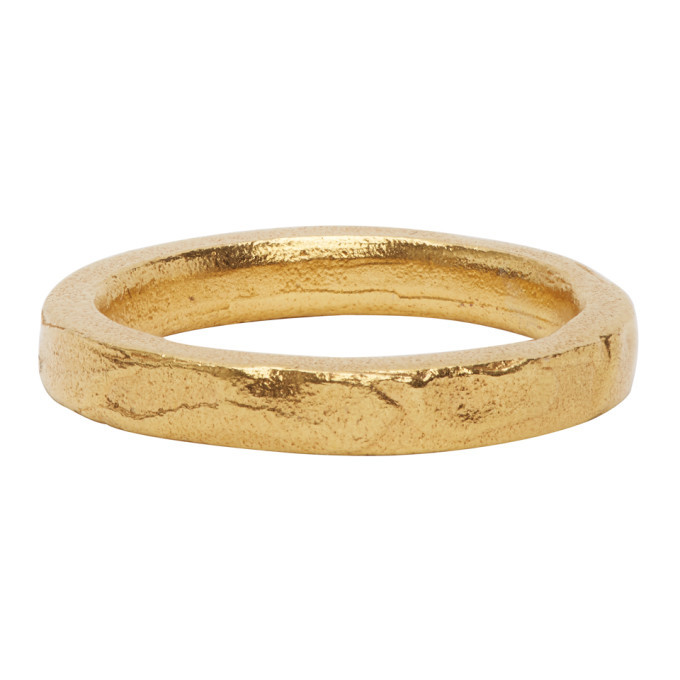 Alighieri Gold The Limit Ring