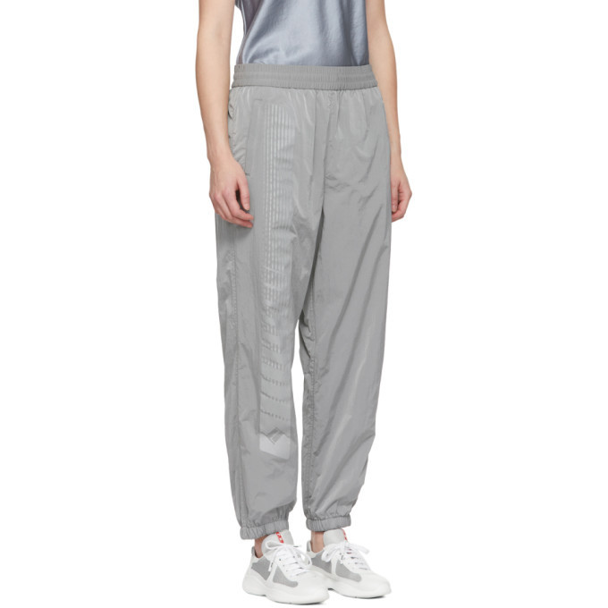 alexanderwang.t Silver Washed Lounge Pants