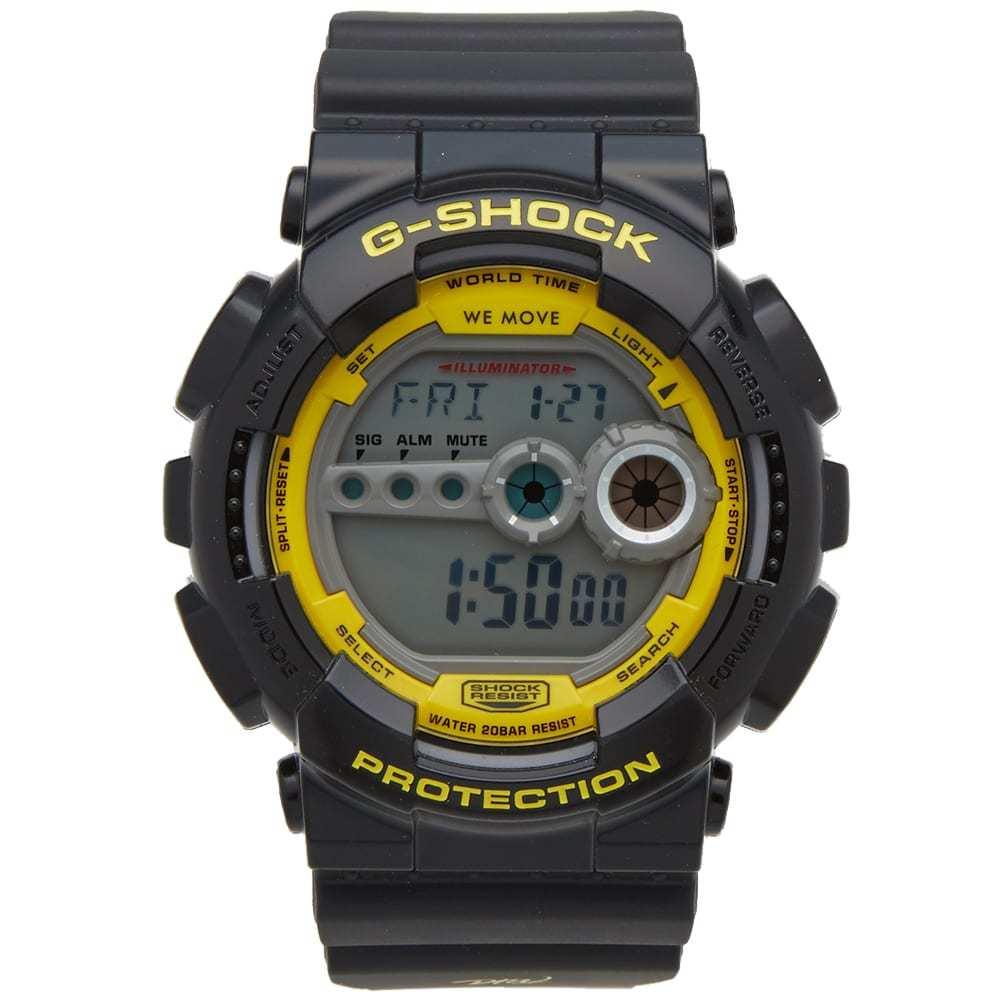 Photo: Casio G-Shock x Darker Than Wax  GD-100DTW-1DR Watch