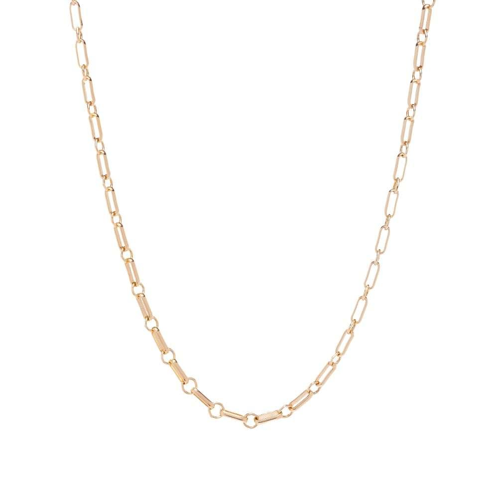Photo: Laura Lombardi Bar Chain Necklace
