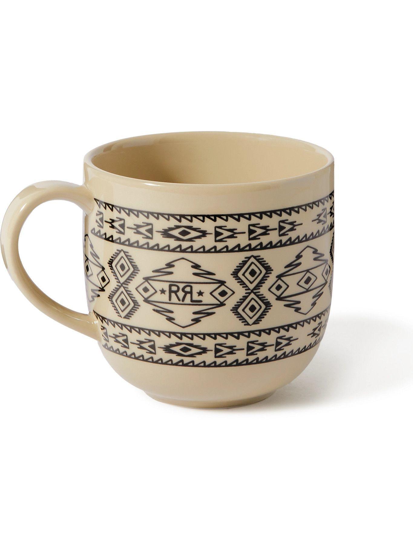 Photo: RRL - Printed Ceramic Mug