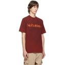 Aries Red No Problemo Acid Wash T-Shirt