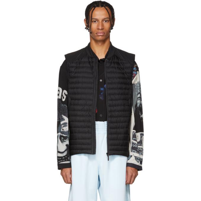 Arcteryx Veilance Black Conduit LT Shell Vest