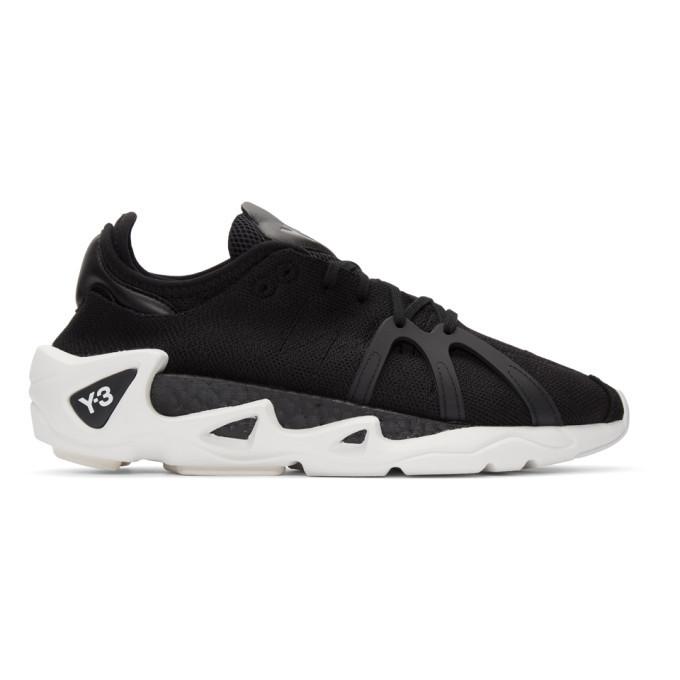 Photo: Y-3 Black FYW S-97 Sneakers