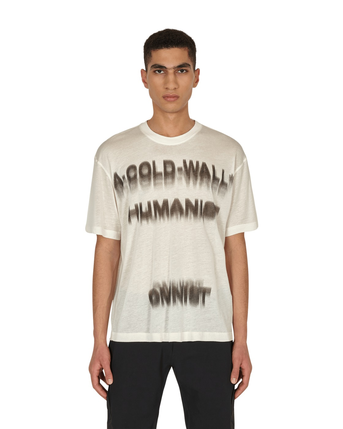 Photo: A Cold Wall Rationale T Shirt