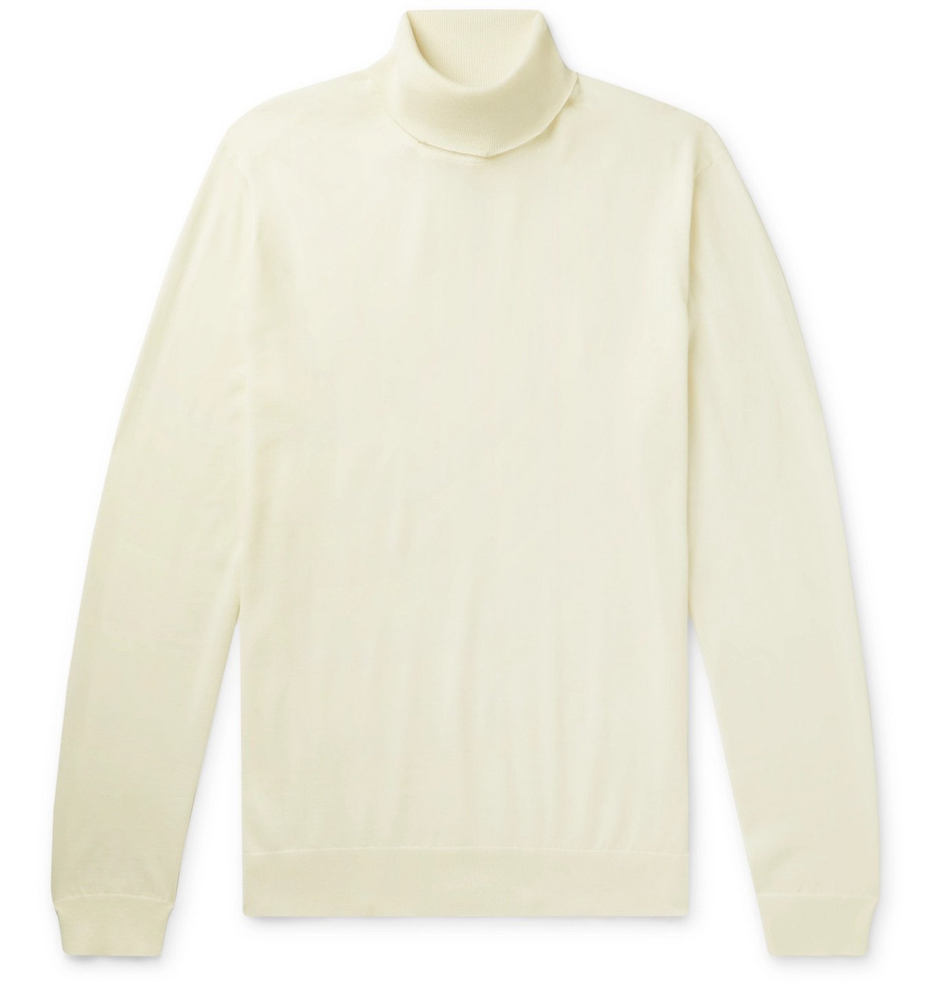 Photo: SALLE PRIVÉE - Cashmere Rollneck Sweater - Neutrals