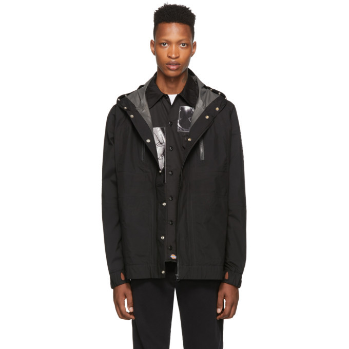 Photo: TAKAHIROMIYASHITA TheSoloist. Black Converse Edition Packable Gore-Tex® Jacket