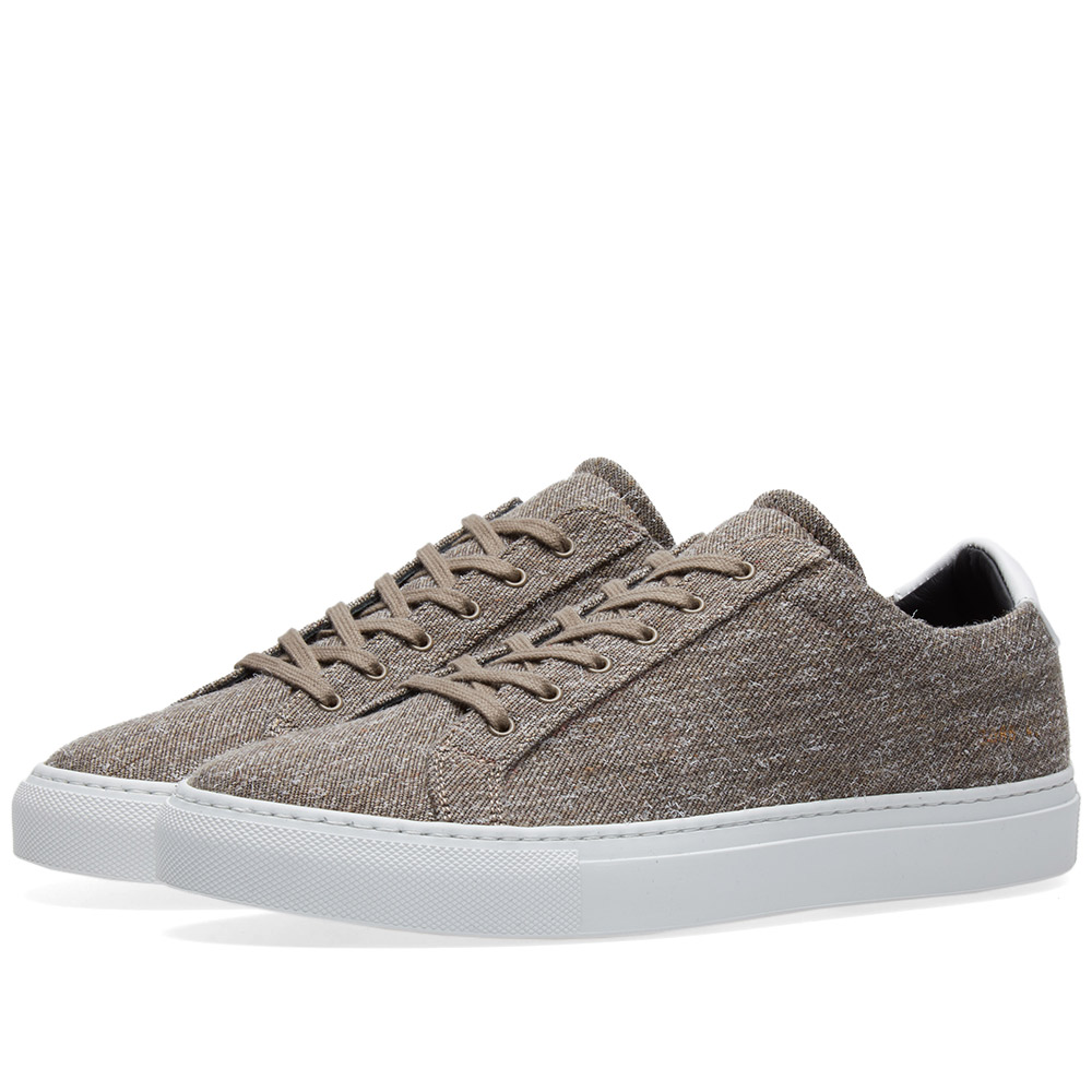 Common Projects Achilles Low Wool Neutrals