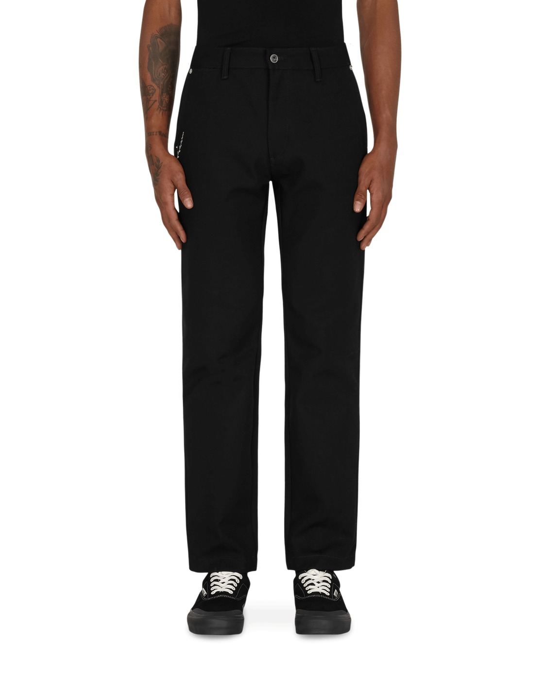Photo: Vans Slam Jam X Julian Klincewicz Mccahon Pants Black