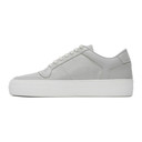 Common Projects Grey Full Court Sneakers