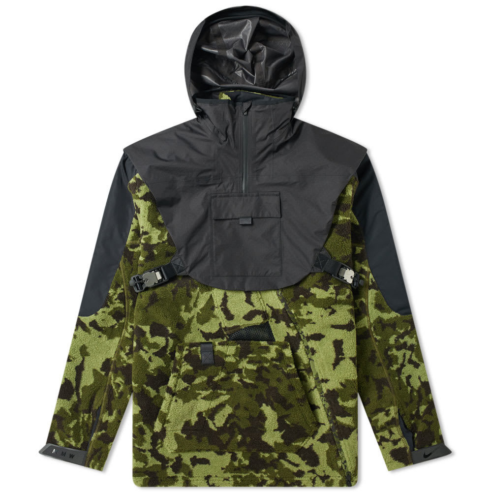 Photo: Nike x Matthew Williams Beryllium Fleece Jacket