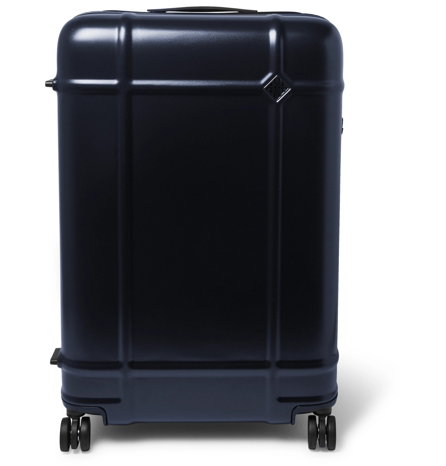 Photo: Fabbrica Pelletterie Milano - Globe Spinner 76cm Polycarbonate Suitcase - Blue