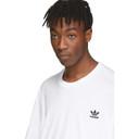 adidas Originals White Trefoil T-Shirt