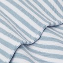 Sunspel - Striped Cotton-Blend Socks - Blue