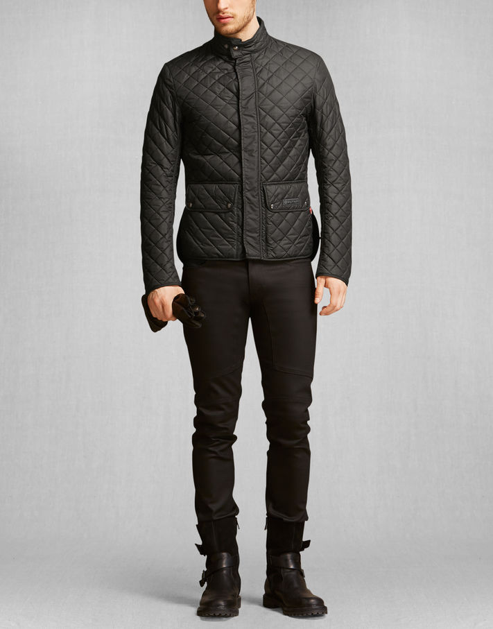 Belstaff Wilson Jacket Black