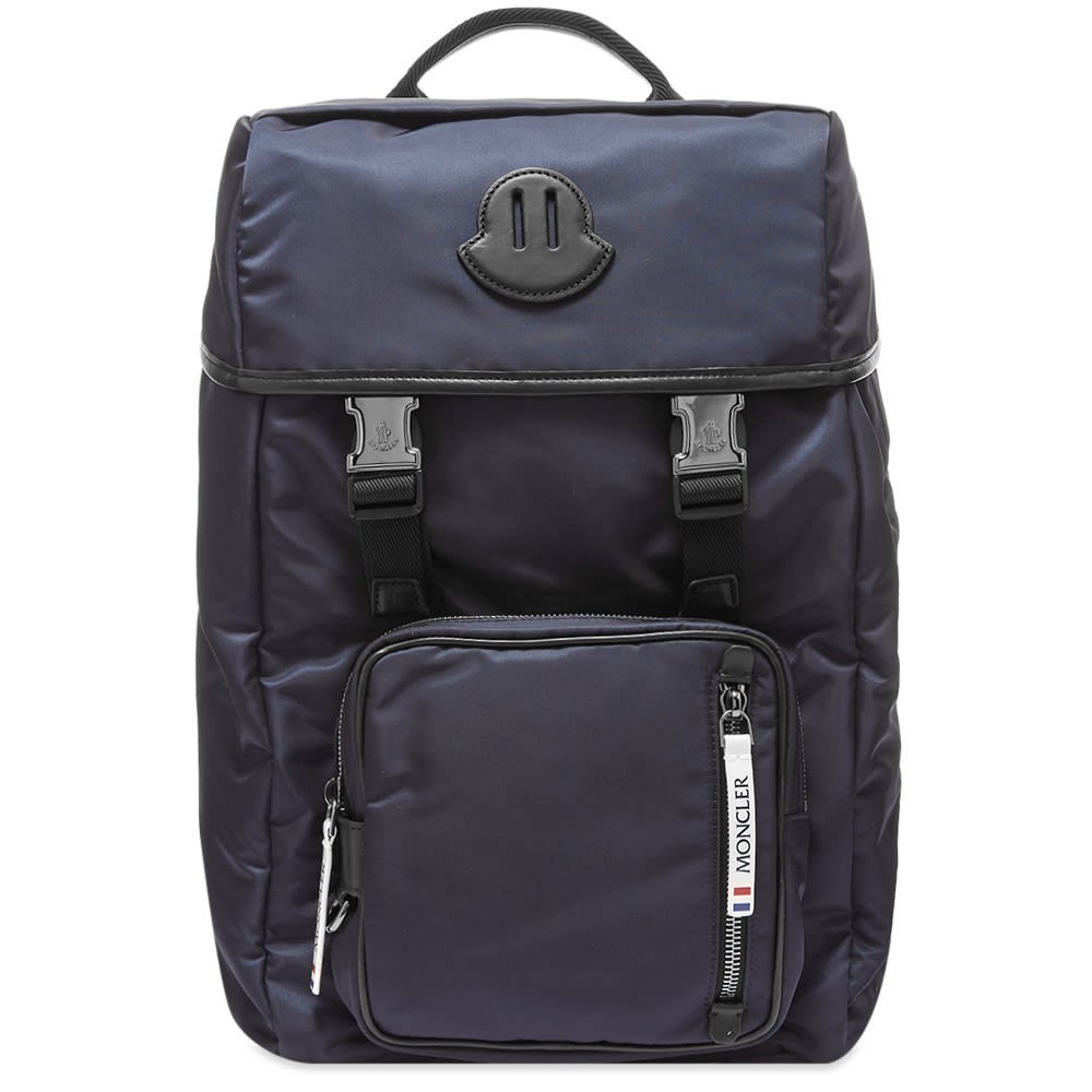 Photo: Moncler Chute Patch Logo Backpack