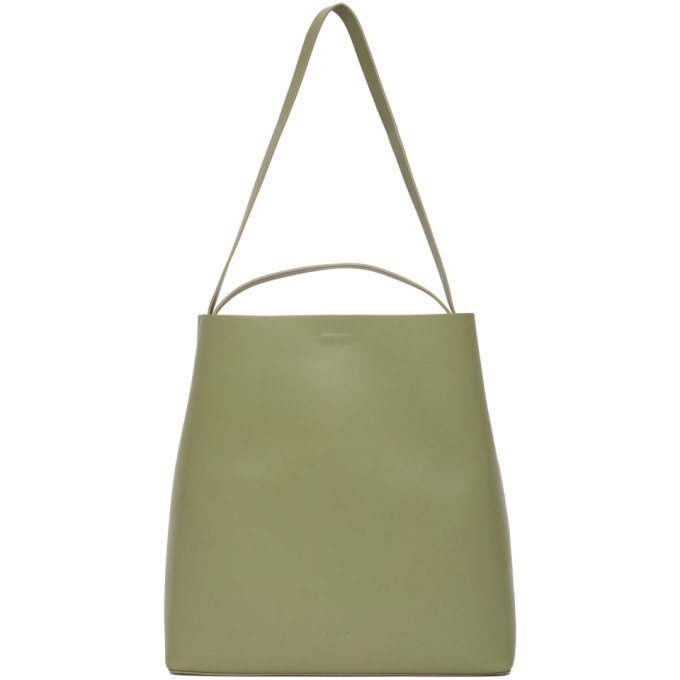 Photo: Aesther Ekme Green Square Tote Bag