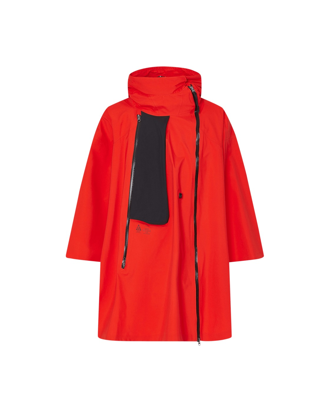 Nike Special Project Wmns 3 In 1 System Poncho Red/Black