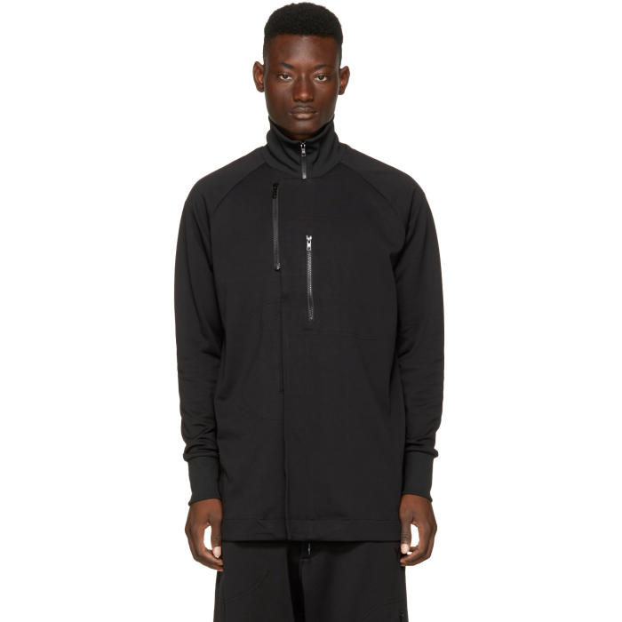 Photo: Y-3 Black Matte Track Jacket