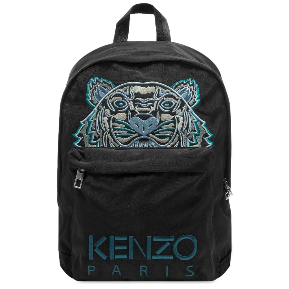 Photo: Kenzo Embroidered Canvas Tiger Backpack
