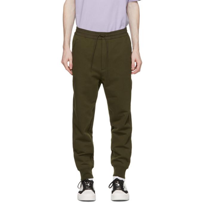 Photo: Y-3 Khaki Utility Lounge Pants