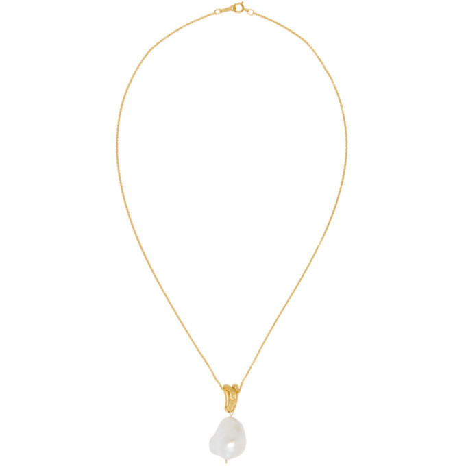 Alighieri Gold The Remedy Chapter 1 Necklace