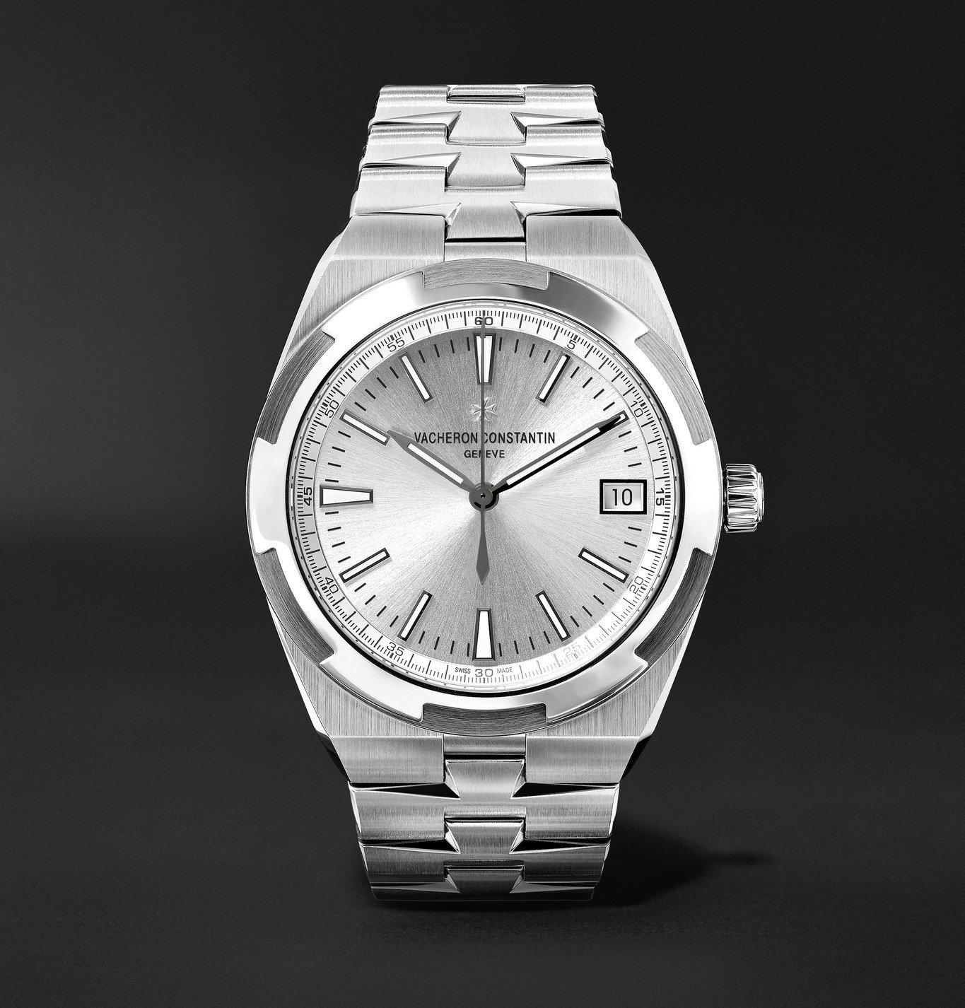 Photo: Vacheron Constantin - Overseas Automatic 41mm Stainless Steel Watch, Ref. No. 4500V/110A-B126 X45A9727 - Unknown