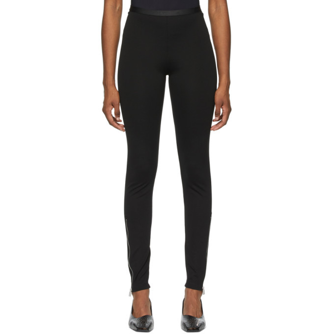 Photo: 1017 ALYX 9SM Black Zippered Leggings
