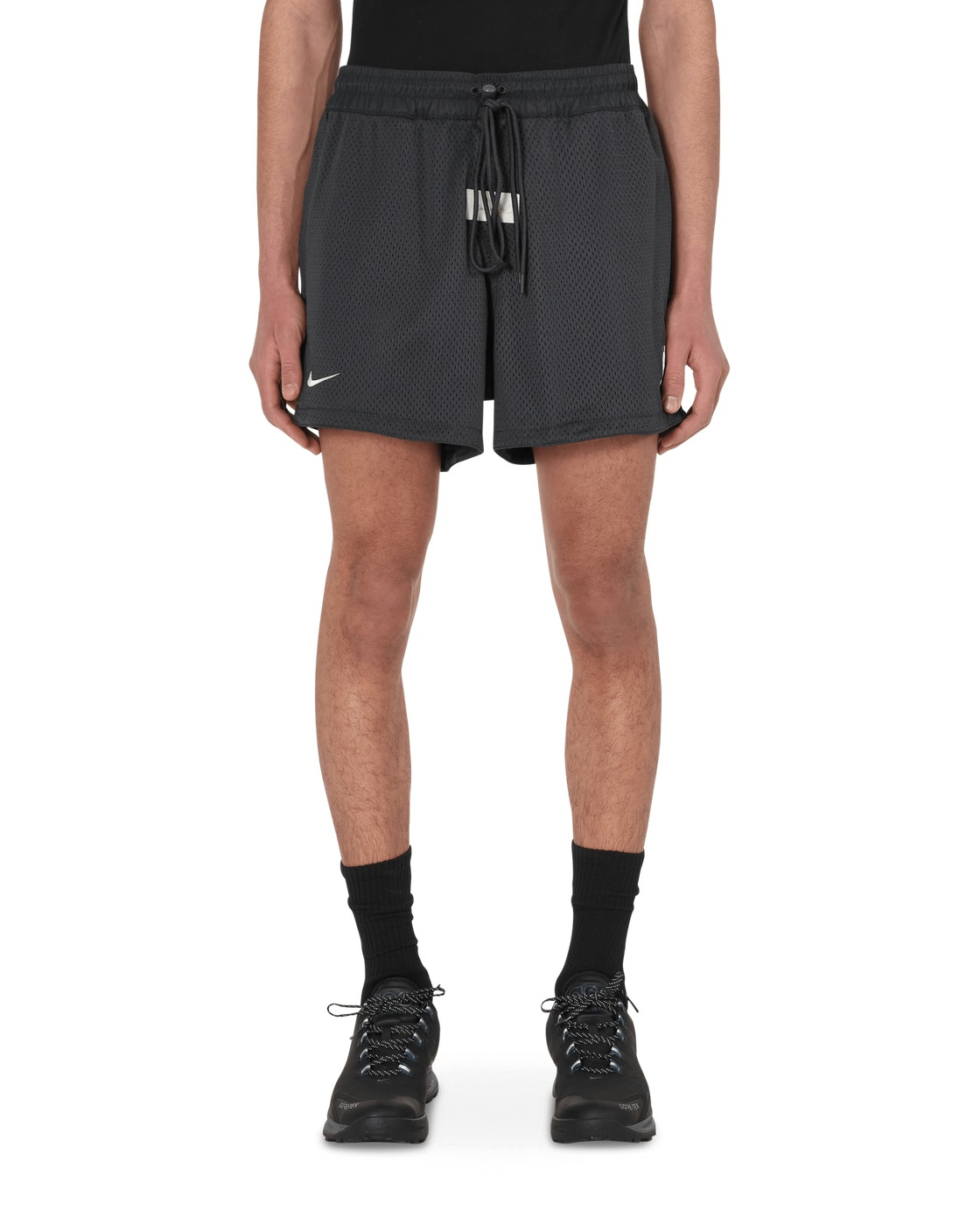 Nike Special Project Jerry Lorenzo Basketball Shorts Off Noir