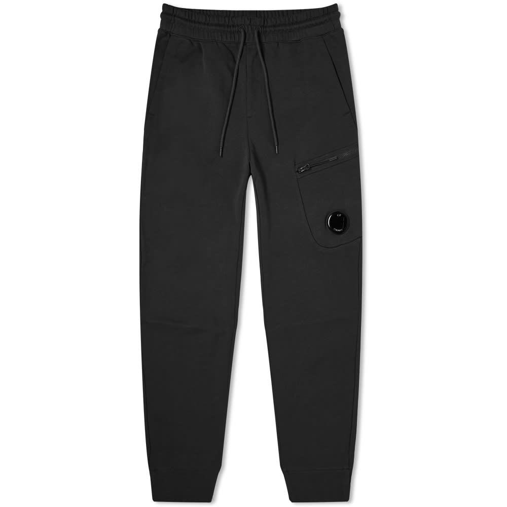 Photo: C.P. Company Pocket Lens Zip Sweat Pant