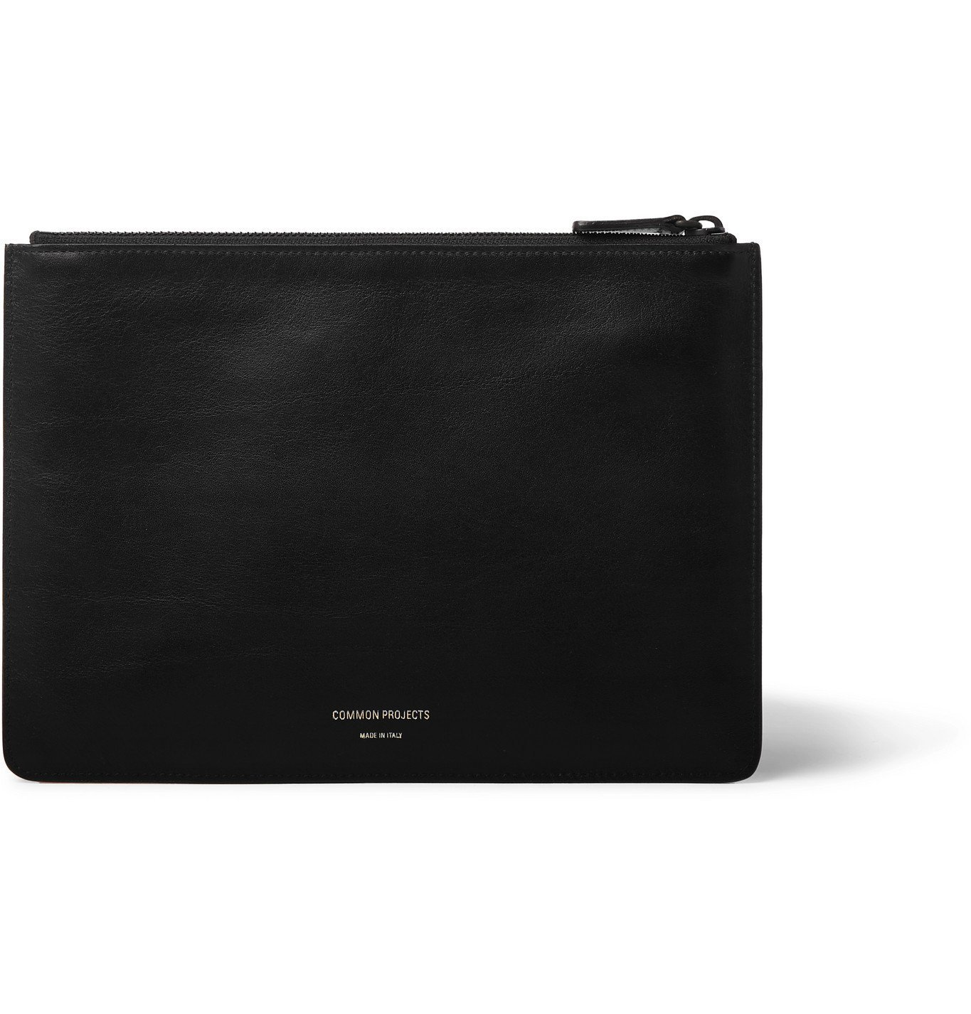 Photo: Common Projects - Leather Pouch - Black