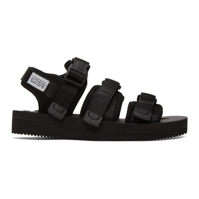 Photo: Suicoke Black GGA-V Sandals