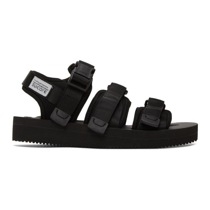 Photo: Suicoke Black GGA-V Sandals