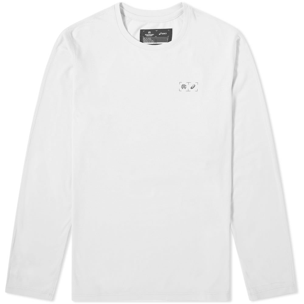 Photo: Asics x Reigning Champ Long Sleeve Ascent Tee
