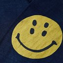 KAPITAL - Indigo-Dyed Printed Cotton-Jersey Shirt Jacket - Blue