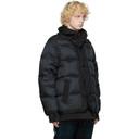 Sacai Black Ten C Edition Down Jacket