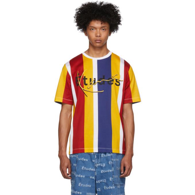 Photo: Etudes Multicolor Karl Kani Edition Unity T-Shirt