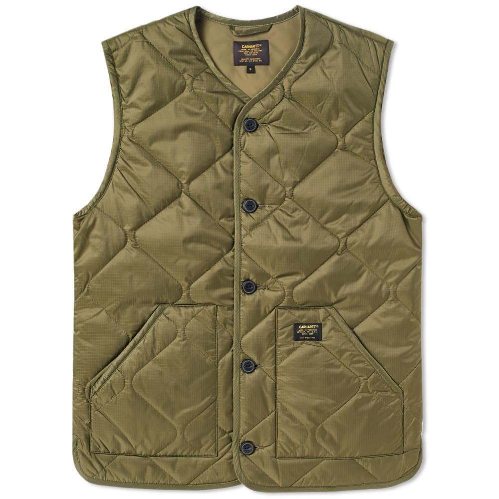Photo: Carhartt Vault Vest Liner