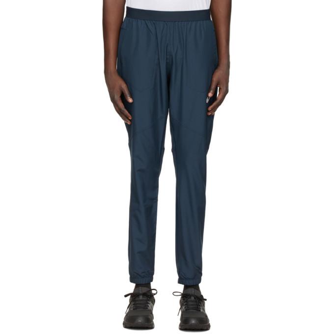 Photo: Asics Blue Visibility Lounge Pants