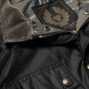 Belstaff - Roadmaster Waxed-Cotton Jacket - Men - Black