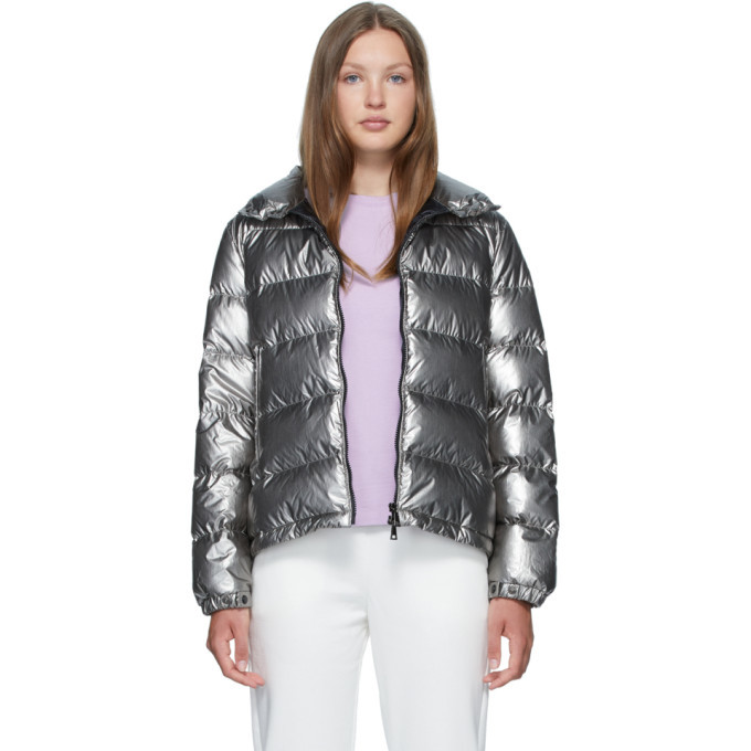 Photo: Moncler Silver Gris Jacket