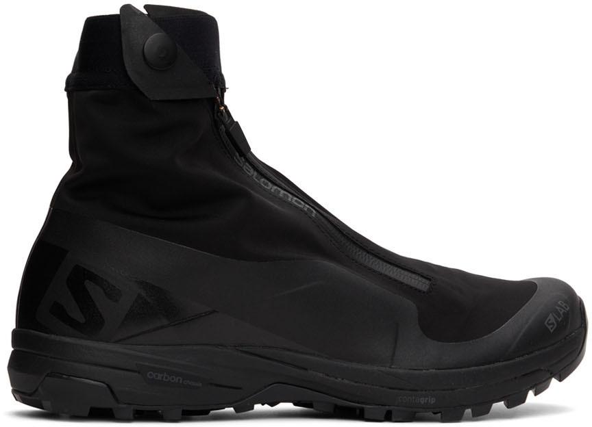 Photo: Salomon Black Limited Edition XA-Alpine 2 Sneakers