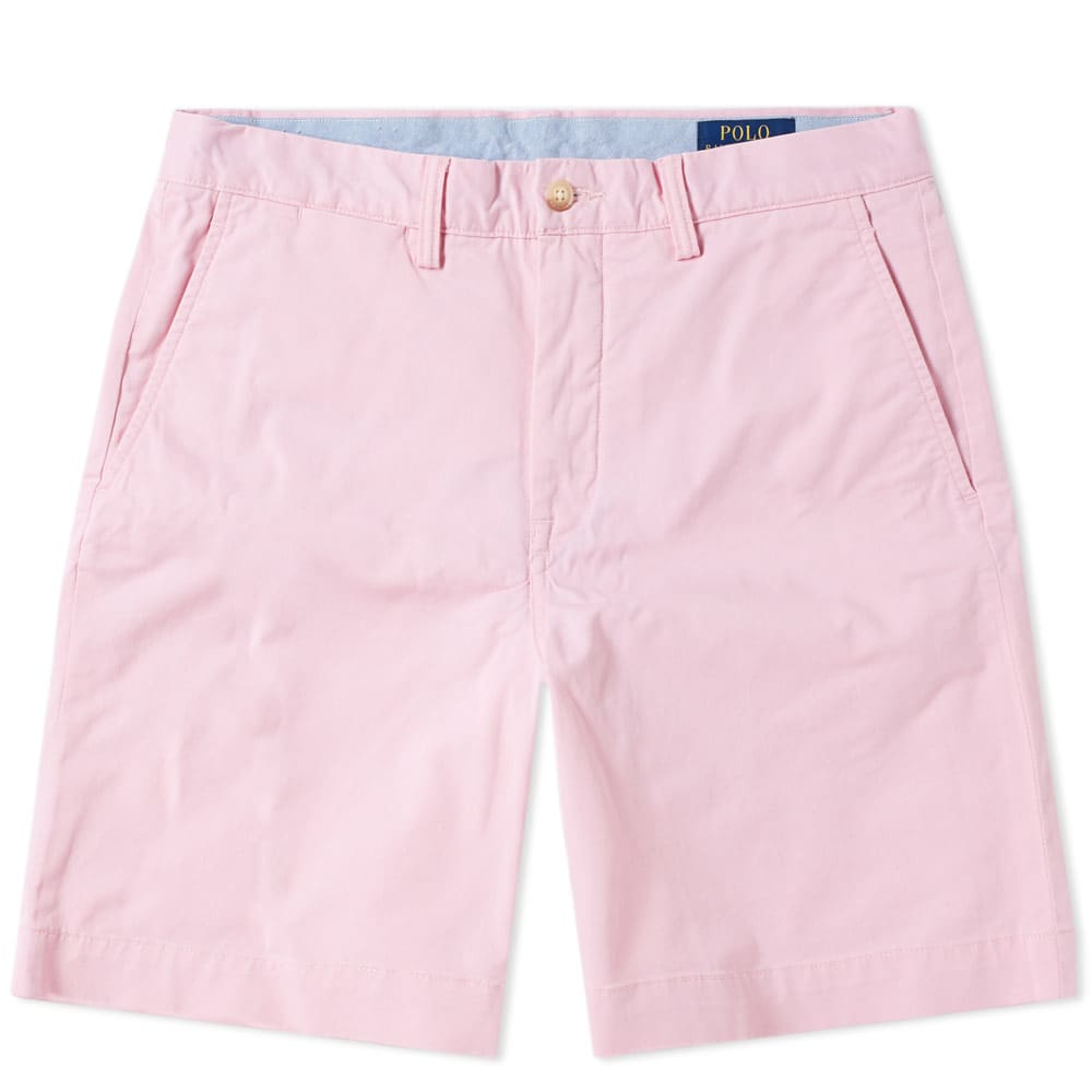 Photo: Polo Ralph Lauren Classic Fit Bedford Chino Short Pink
