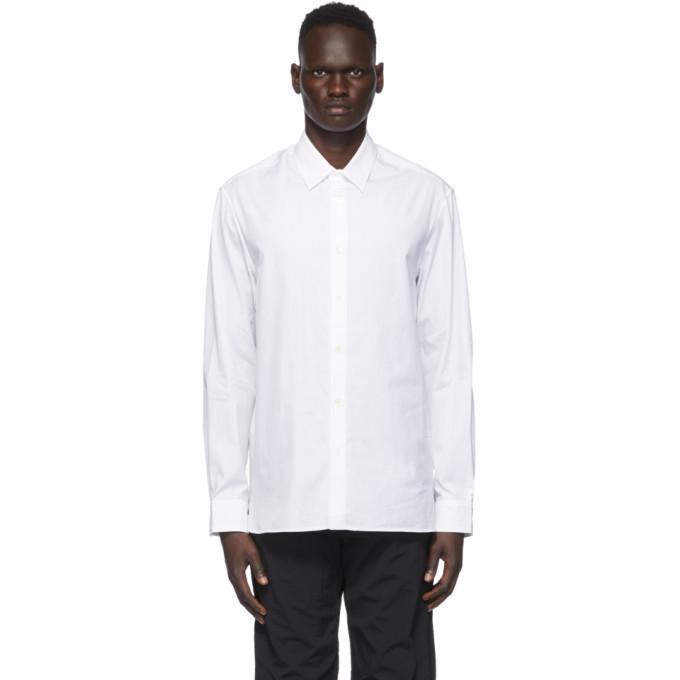 Photo: A-COLD-WALL* White Essential Shirt