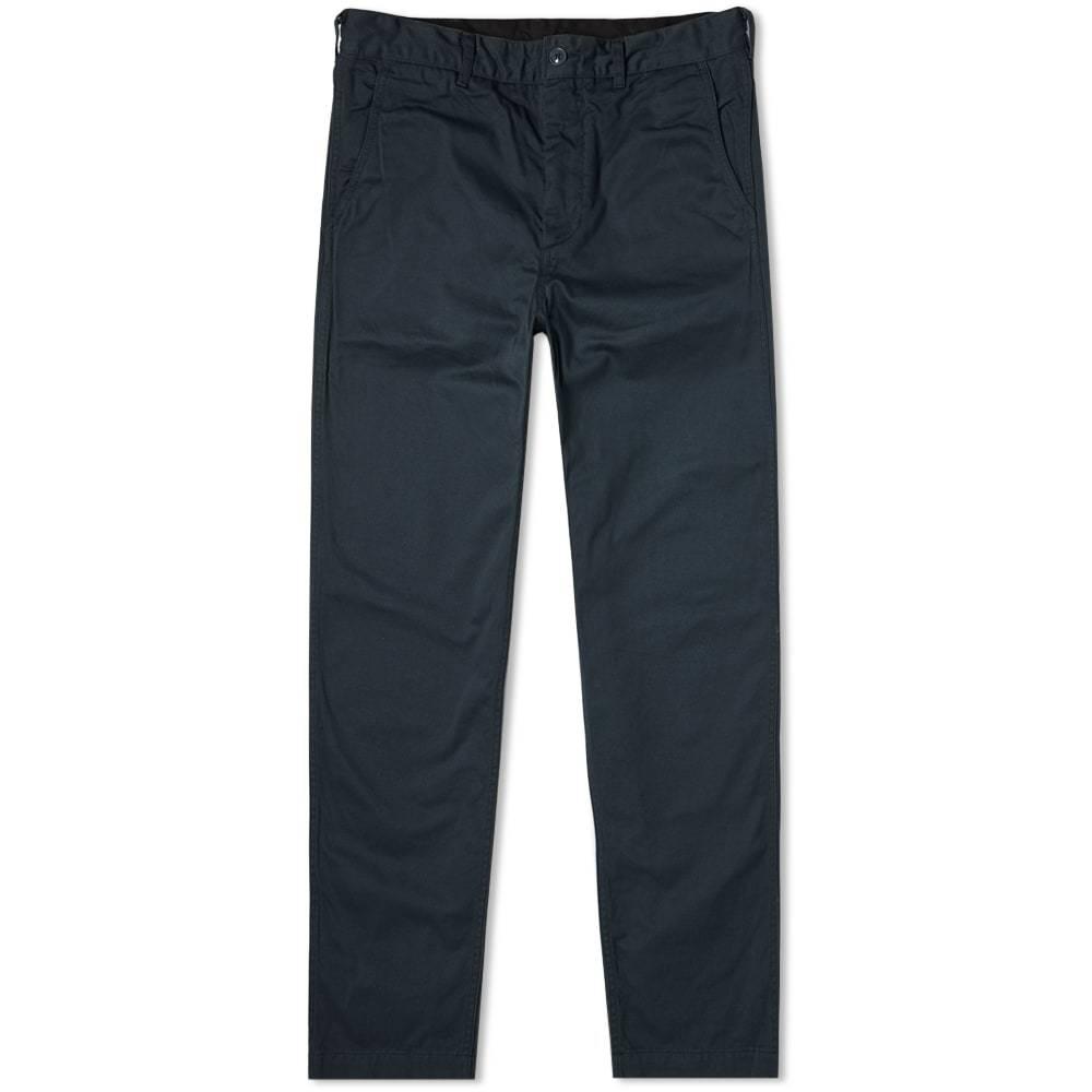 Photo: Engineered Garments Ground Chino Pant