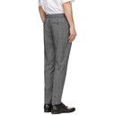 Stella McCartney Grey Check Piet Trousers