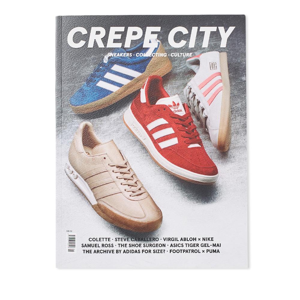 Photo: Crepe City Issue 05